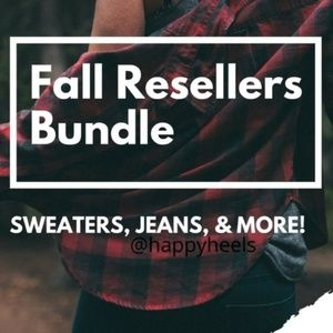 Fall Resellers Bundle Anthropologie Madewell